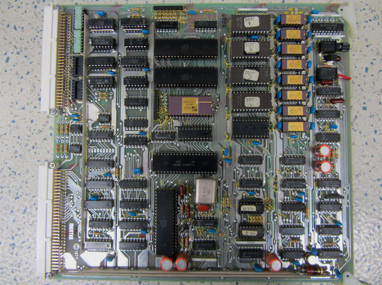 SYS-80FT CPU